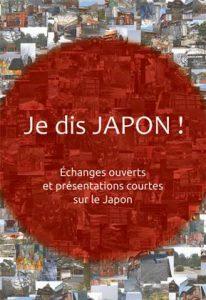 Conférences je dis japon